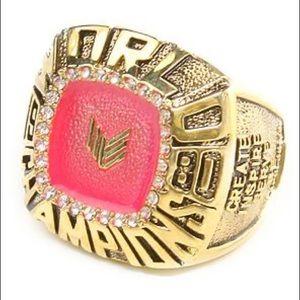 Melody Ehsani World Champion Ring 💕💍✨